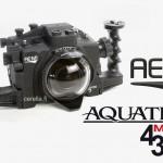 Underwater Aquatica Micro 4/3 Series: Olympus OM-D