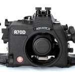 Underwater Canon 70D Camera Housings